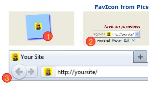 why do web site need favicon