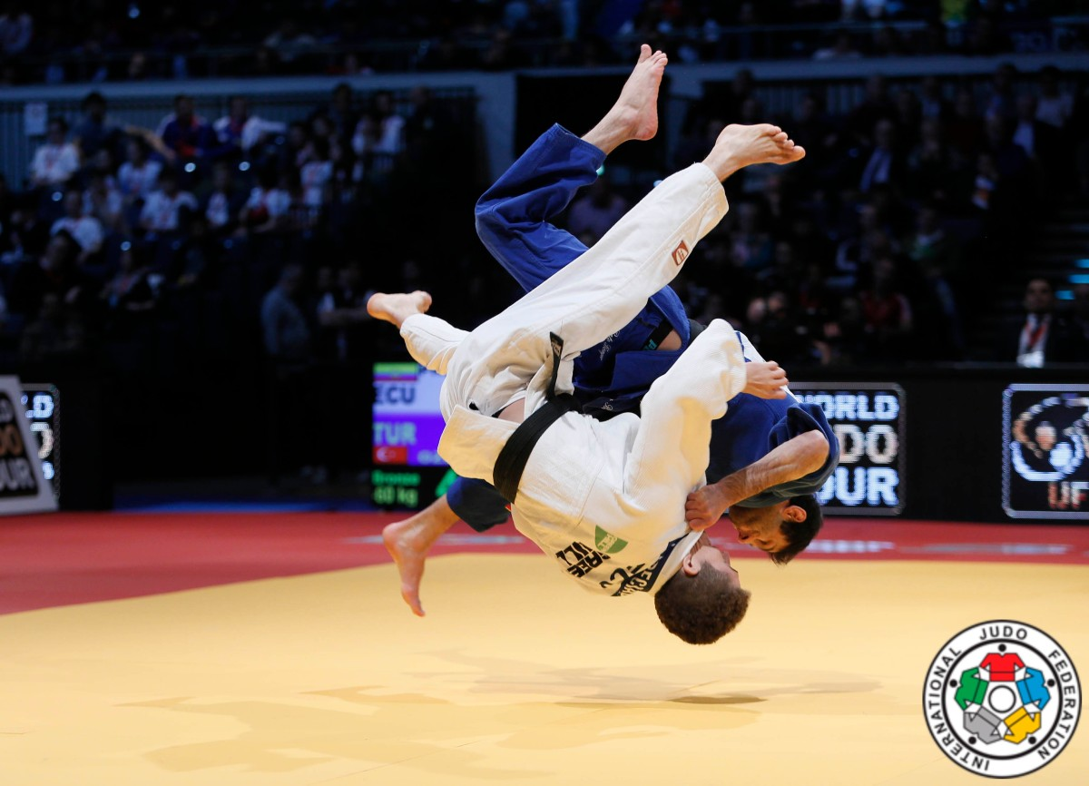 The Grand Slam - international judo competition