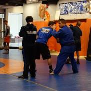 JUDO and Sambo Clinic in Syracuse, New York with Dr Dimitri Zaistev