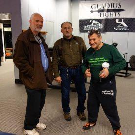 Judo and Sambo Master class at Ultimate Athletics in Syracuse
