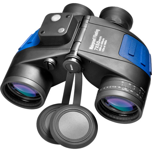 barska deep see binocular with rangefinder and internal compass